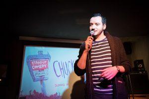 Chips und Kaviar Comedy @ Oblomov