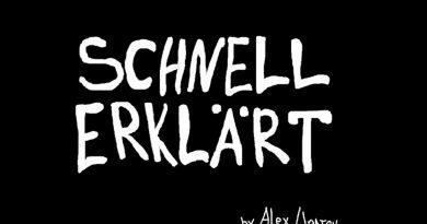 """ALEX UPATOV – SCHNELL ERKLÄRT: """"BIER"""""""