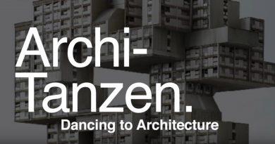 """PAUL SALAMONE – """"ARCHI-TANZEN!"""" @6. MAI"""