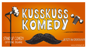 KussKuss Komedy @ Deriva