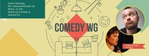 Comedy WG @ Bar in a Jar