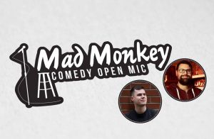 Mad Monkey Comedy @ Mad Monkey Room