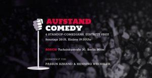 Aufstand Comedy @ Zosch