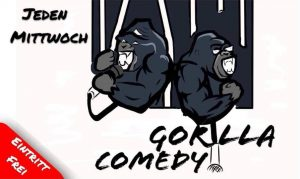Gorilla Comedy @ Mad Monkey Room